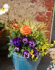 spring pot idea