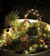 Grandparent-Grandchild Fairy Garden Workshop, Thursday, April 14th, 6-8pm