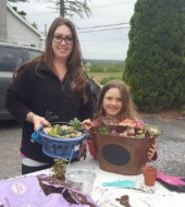 Event Fee:  Mother/Daughter Fall Potting Party! Tues., Sept. 20th, 6-7:30pm