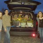 Bring a Friend Potting Party, Thursday, April 27th, 6pm